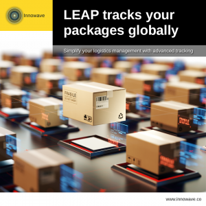 Improving Logistics: LEAP tracks your packages globally