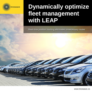 Empowering Vehicles: Dynamically optimize fleet management with LEAP